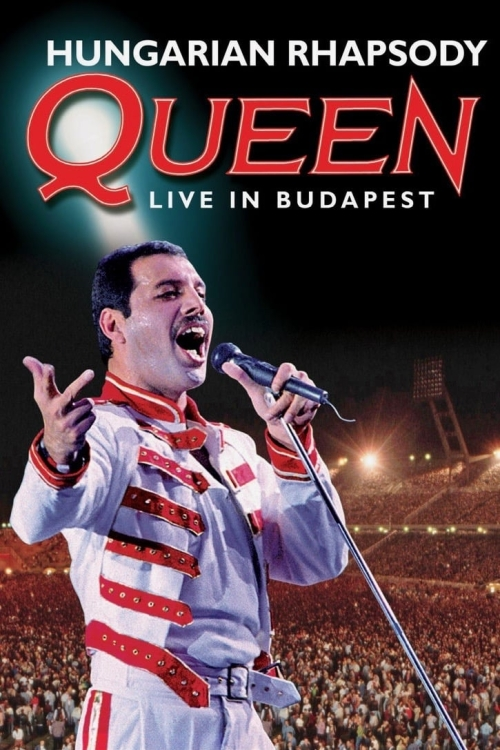 Queen: Hungarian Rhapsody - Live In Budapest