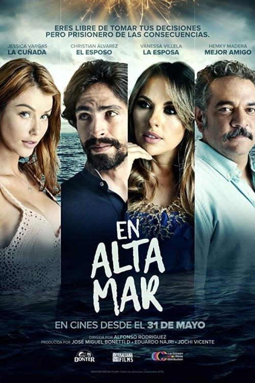 En Altamar [2018][Subtitulada][1080p][MEGA]
