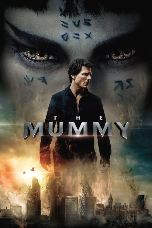 The Mummy (2017) [1080p] [Latino] [MEGA]